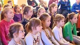 """""""Baśń o rycerzu bez konia"""" w świętokrzyskich szkołach"""