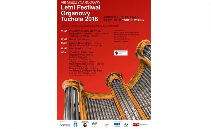VIII Letni Festiwal Organowy