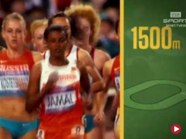 Encyklopedia Konkurencji Olimpijskich: biegi na średnich i długich dystansach