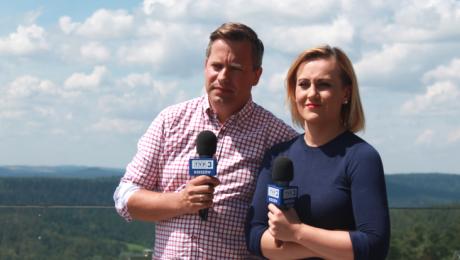 Anna Sabat-Pezdan i Marcin Pawlak