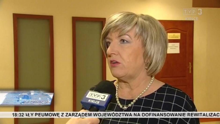 Elżbieta Śreniawska, prezes MPK w Kielcach