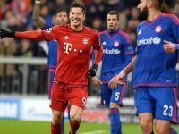 LM: gol Lewandowskiego. Arsenal wciąż w grze