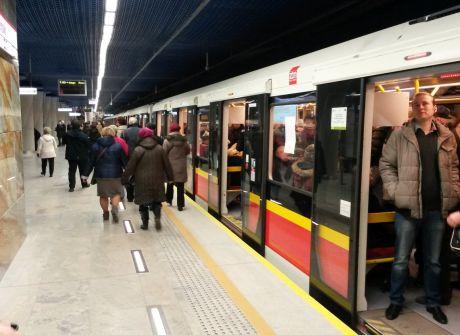 Centralny odcinek II linii metra cz. 2