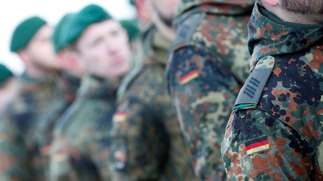 Bundeswehra zapowiedziała zwolnienie zastępcy dowódcy elitarnego oddziału (fot. REUTERS/Michaela Rehle)