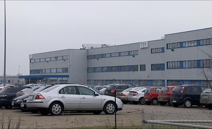 Fabryka telewizorów będzie większa. Trwa budowa centrum dystrybucyjnego