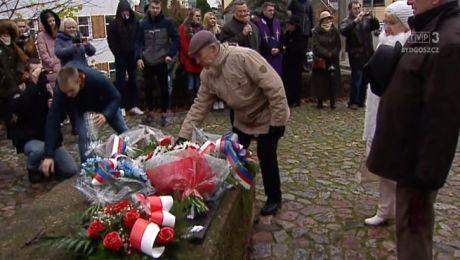 61. rocznica zniszczenia zagłuszarki RWE na Wzgórzu Dąbrowskiego