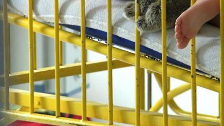 W olsztyńskim Szpitalu Dziecięcym zoperowano chłopca, który poparzył się żrącą substancją w toalecie w kawiarni.