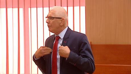 Jacek Wach ponownie w sądzie. Pierwsza batalia trwała kilka godzin