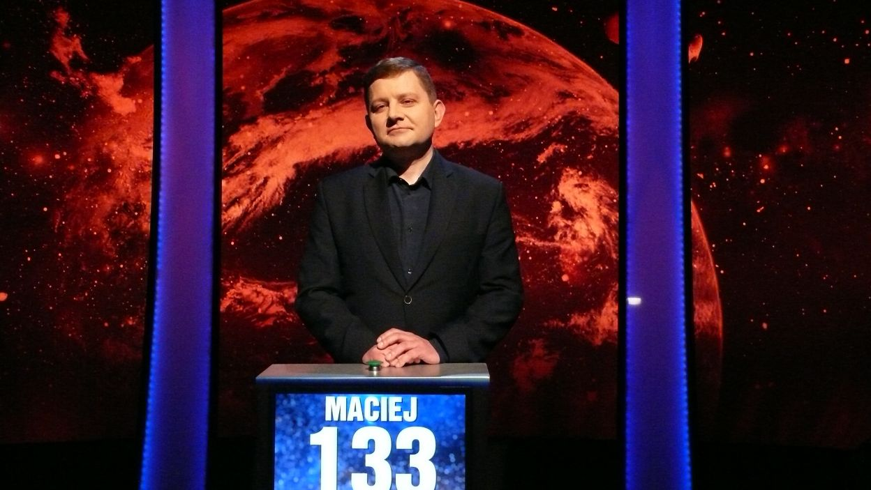 Maciej Grązik- zwycięzca 20 odcinka 99 edycji