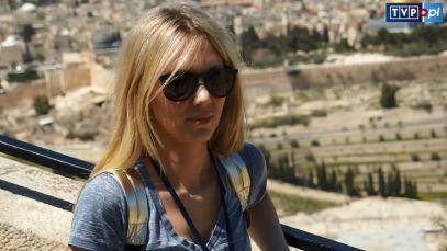 Kasia Moś podbija Izrael
