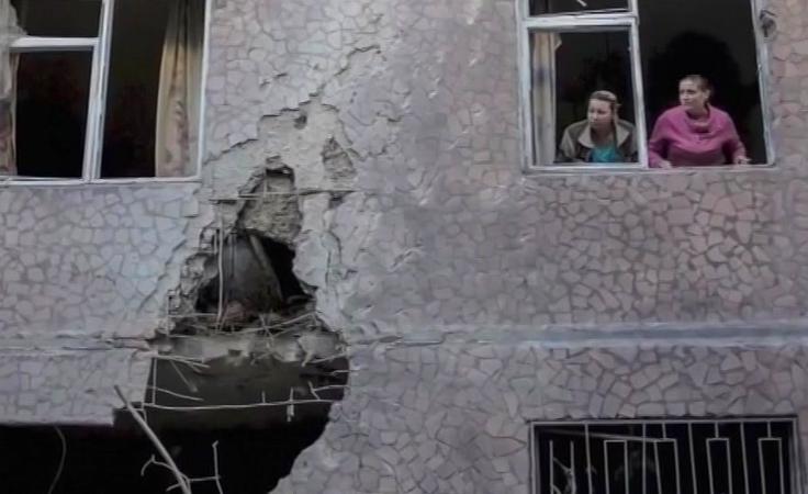 Dramat uchodźców z Donbasu