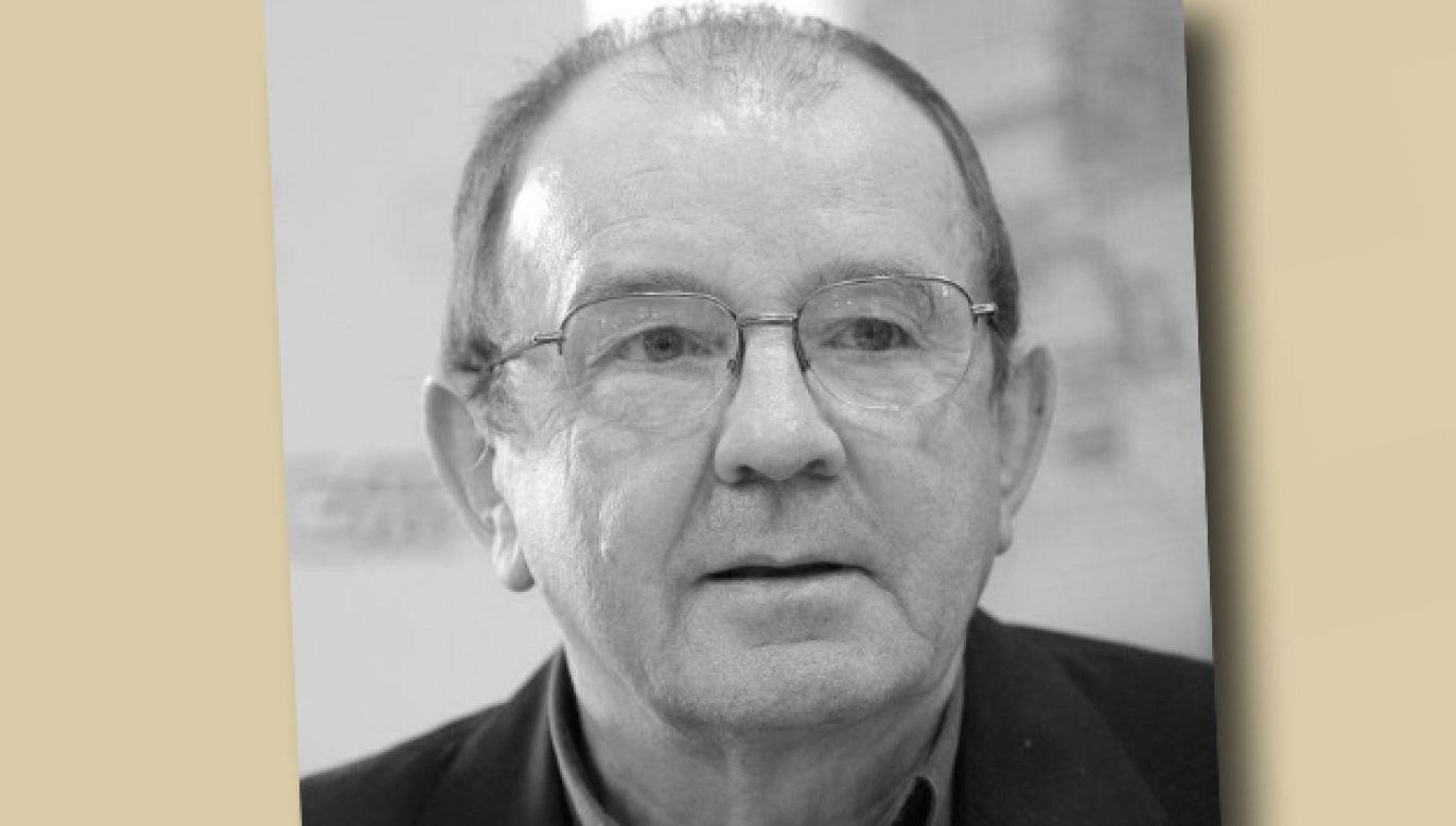 Marek Pacuła współpracował m.in. z regionalnym oddziałem TVP (fot. FB/Piwnica.pod.Baranami)