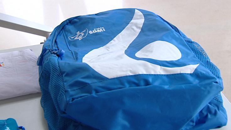 Do tej pory archidiecezja krakowska przekazała kilkanaście tysięcy plecaków z logiem ŚDM do krajów misyjnych