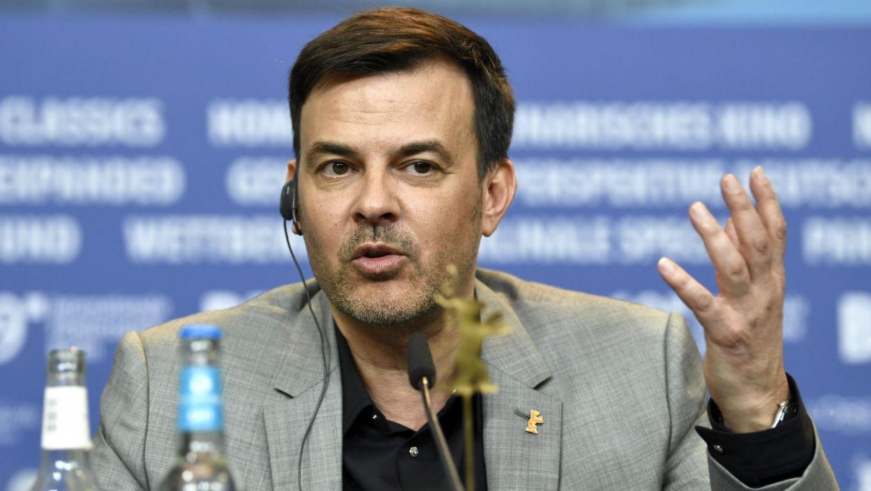 Francois Ozon (fot. EPA/FILIP SINGER)