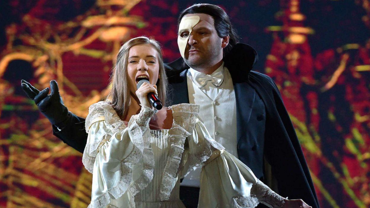 – Absolutnie to był hit! – orzekli zgodnie jurorzy, po pierwszym musicalowym występie w programie (fot. TVP/I. Sobieszczuk)