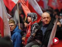 """""""Opis marszu w mediach zagranicznych powstał przed obchodami 100-lecia odzyskania niepodległości"""""""