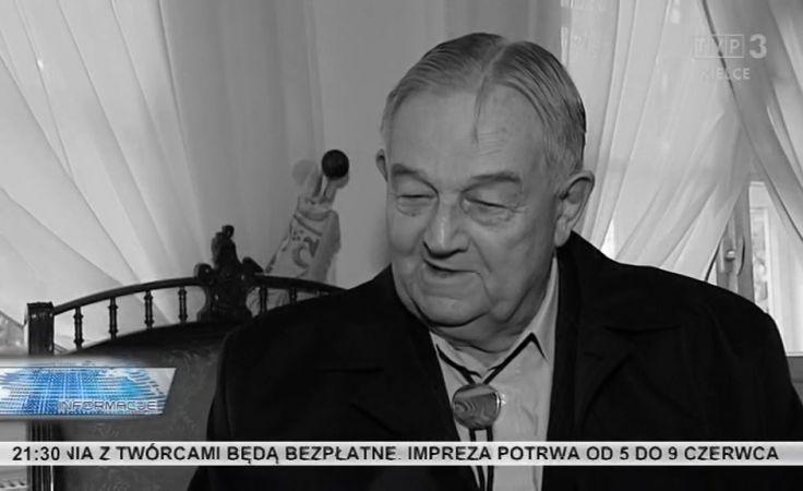 Zmarł Paweł Pierściński.