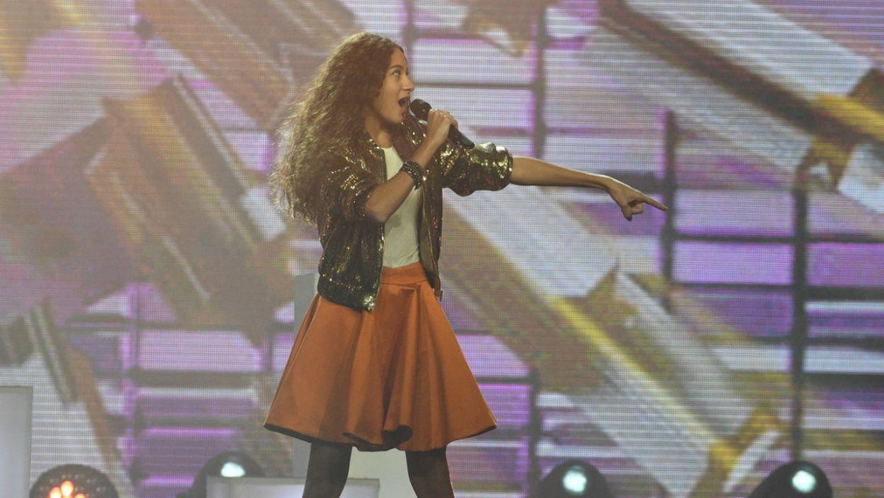 Nicole z Cypru śpiewała, że chce zostać gwiazdą (fot. Getty Images)