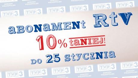 Abonament RTV w 2017 r.