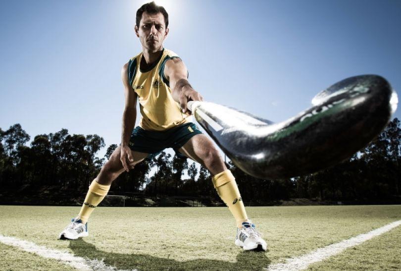 Jamie Dwyer i jego koledzy liczą na lepszy wynik niż w Pekinie, gdzie Australia zdobyła brąz (fot. Getty)