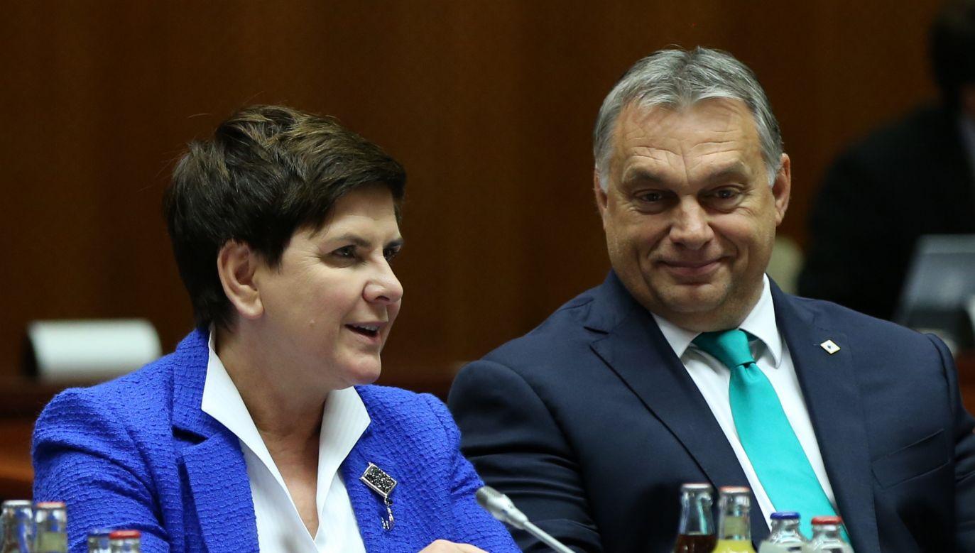 PE przyjął w środę rezolucję wzywającą polski rząd do przestrzegania postanowień dotyczących praworządności (fot. Dursun Aydemir/Anadolu Agency/Getty Images)