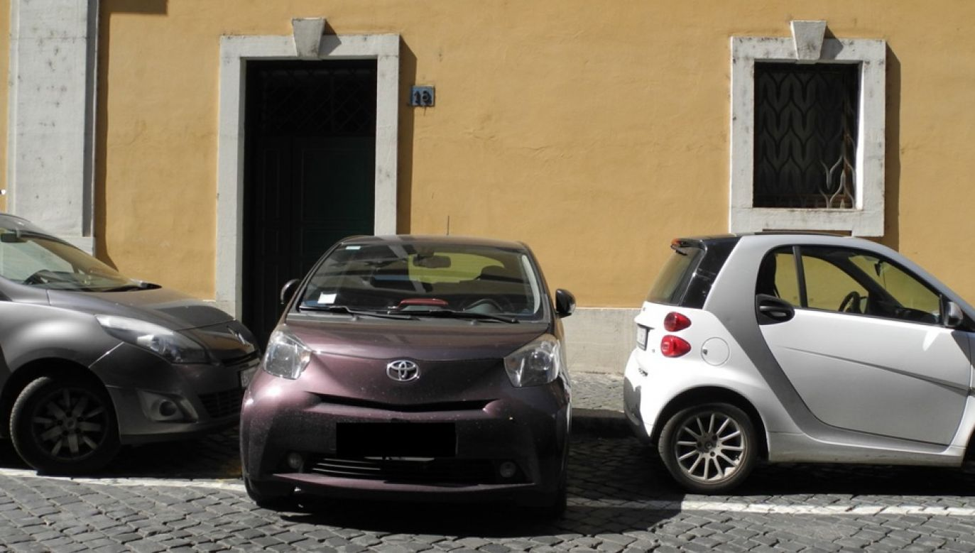 Rzymski Automobilklub przygotował raport ws. zachowań kierowców (fot. Wiki/Franzfoto)