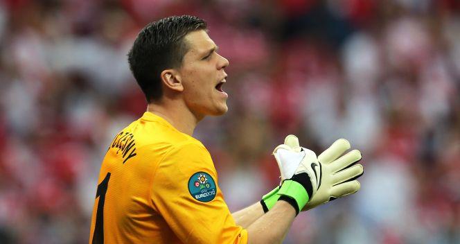Wojciech Szczęsny w pierwszej połowie zachował czyste konto (fot. Getty Images)