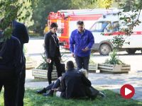 Wybuch w szkole na Krymie. Dyrektorka: Napastnicy strzelali, zabijając kogo popadło