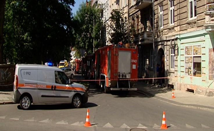 Tragedia w kamienicy. Wybuch gazu zabił 71- letnią kobietę