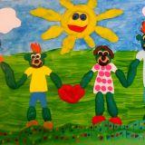 Barbara Stachurska, 5 lat, Zielona Góra, I miejsce