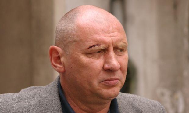 Gebels, czyli starszy aspirant Jacek Goc  (fot. J. Reńska)