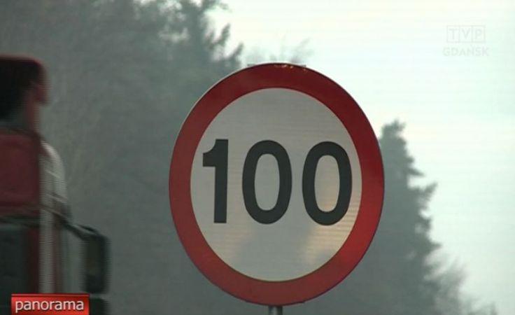 100 kilometrów na godzinę na obwodnicy?