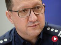 Komendant stołeczny kandydatem na szefa biura ruchu drogowego KGP