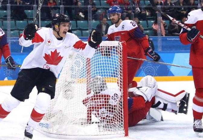 Czesi bez szans. Medal pocieszenia dla Kanady