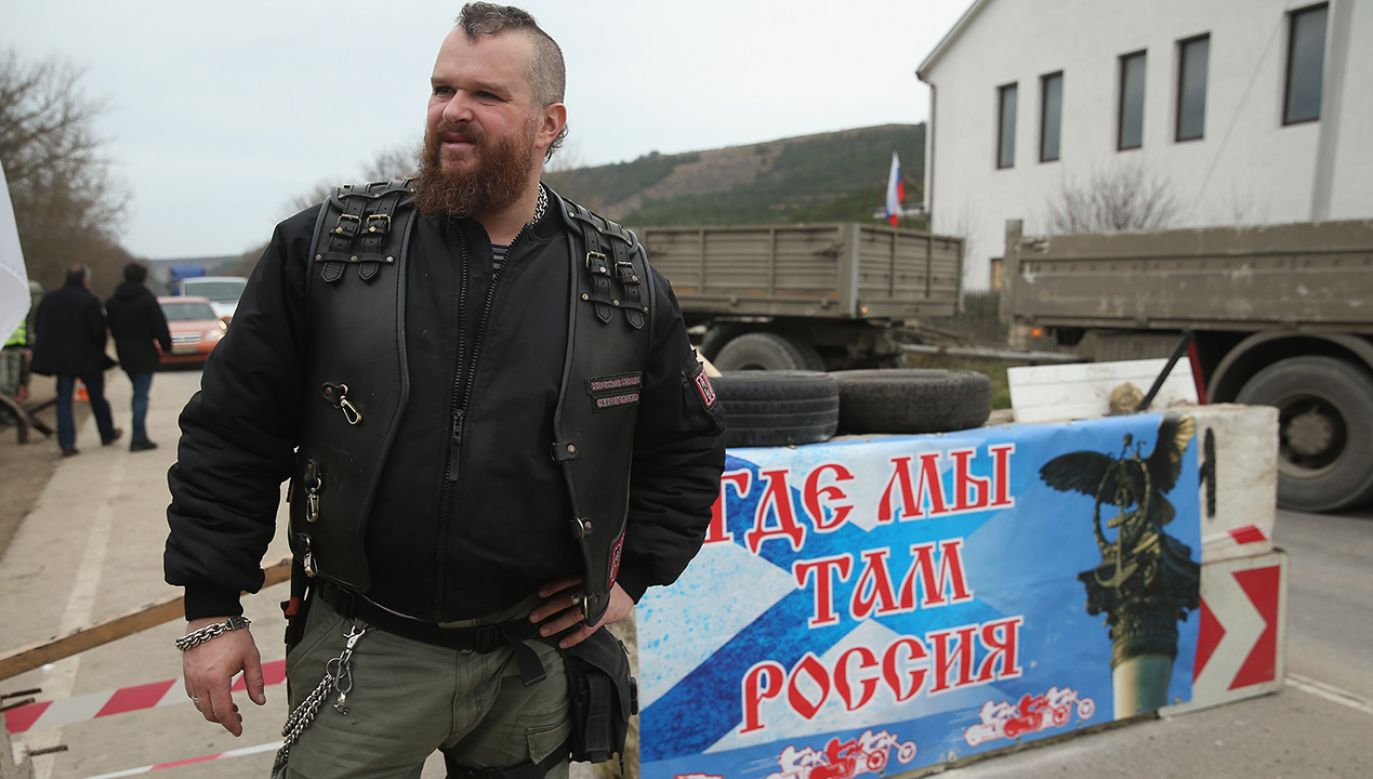Rosja dokonała bezprawnej aneksji Krymu w 2014 r. (fot. Sean Gallup/Getty Images)