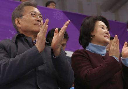 Delegacja z Korei Północnej będzie na ceremonii zamknięcia