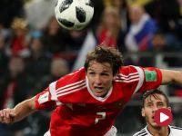 Skrót meczu Rosja – Egipt