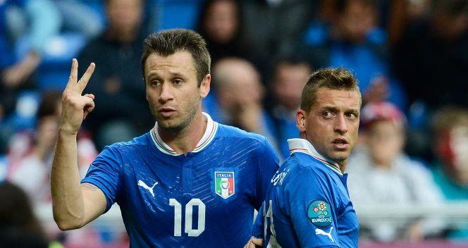 Po dwóch kolejkach Italia ma na koncie dwa punkty (fot. Getty Images)