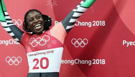 Jamajka miała bobsleistów. Nigeria ma Adeagbo