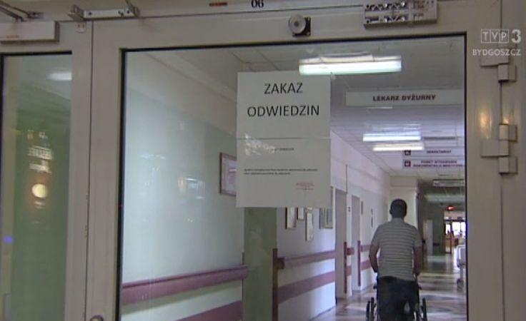 Szpitale, z uwagi na grypę, wprowadzają zakaz odwiedzin