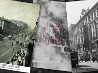 """""""Pałac Kultury wyparł to, co było przedtem"""". Unikalne zdjęcia przedwojennego centrum Warszawy [GALERIA]"""