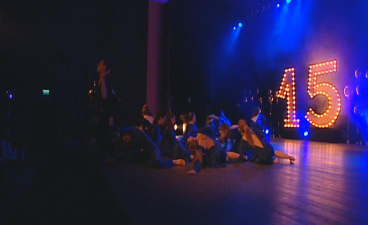 Zespół taneczny Trans świętuje 15-lecie istnienia