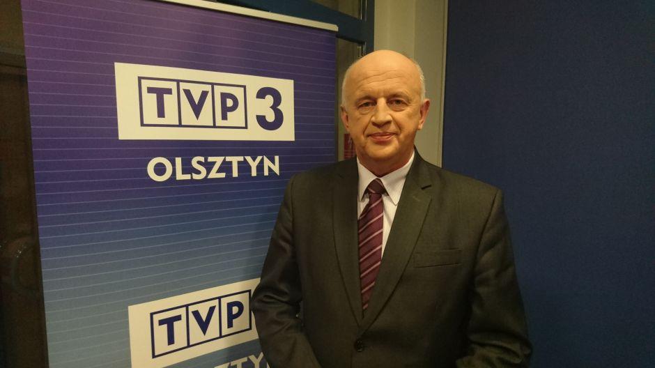 Janusz Dzisko, Wojewódzki Inspektorat Sanitarny w Olsztynie