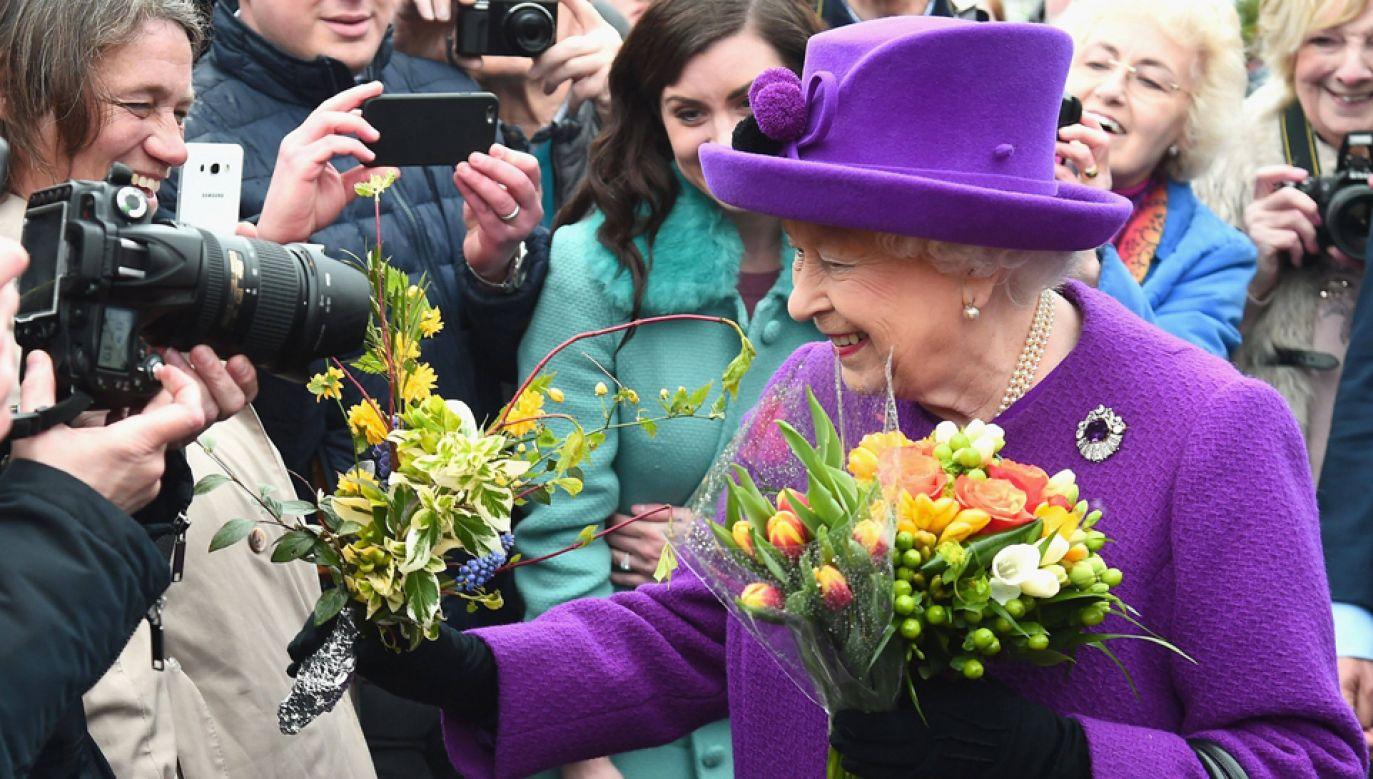 Królowa Elżbieta kończy 92 lata (fot. arch. PAP/Eamonn McCormack)