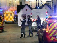 Furgonetka wjechała w targ świąteczny we Francji. 10 osób rannych