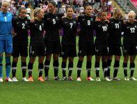 Nowozelandki odpadły z turnieju olimpijskiego po porażce z Amerykankami (fot. Getty Images)