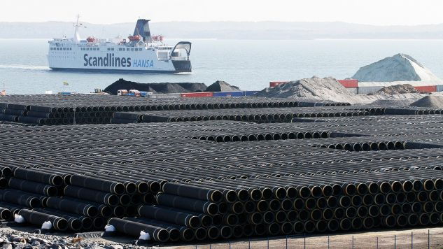 Wkrótce do Polski popłynie gaz przez Baltic Pipe (fot. REUTERS/Tobias Schwarz)