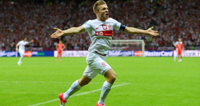 Gol Jakuba Błaszczykowskiego dał Polsce remis w meczu z Rosją i był jednym z najpiękniejszych na Euro 2012 (fot. Getty Images)