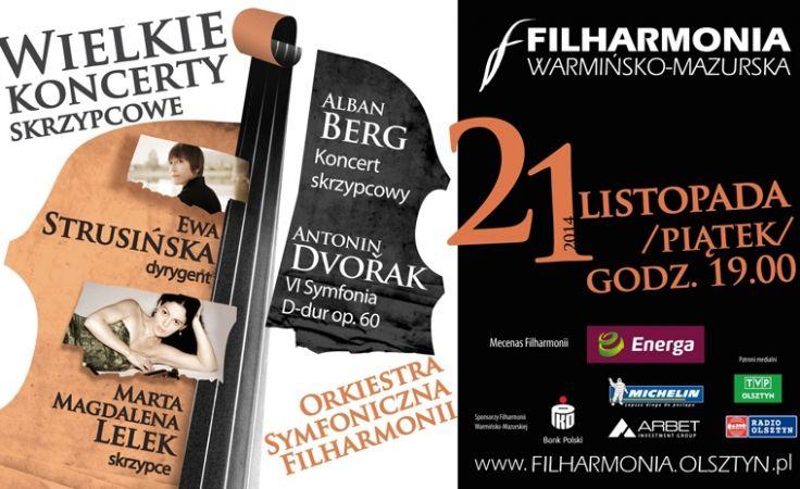 Dwie młode wybitnie artystki wystąpią 21 listopada w Filharmonii Warmińsko-Mazurskiej.