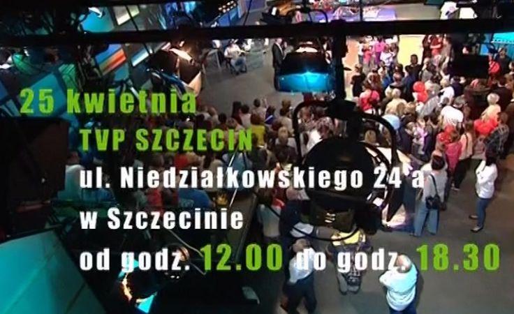 Dzień Otwarty w TVP Szczecin!